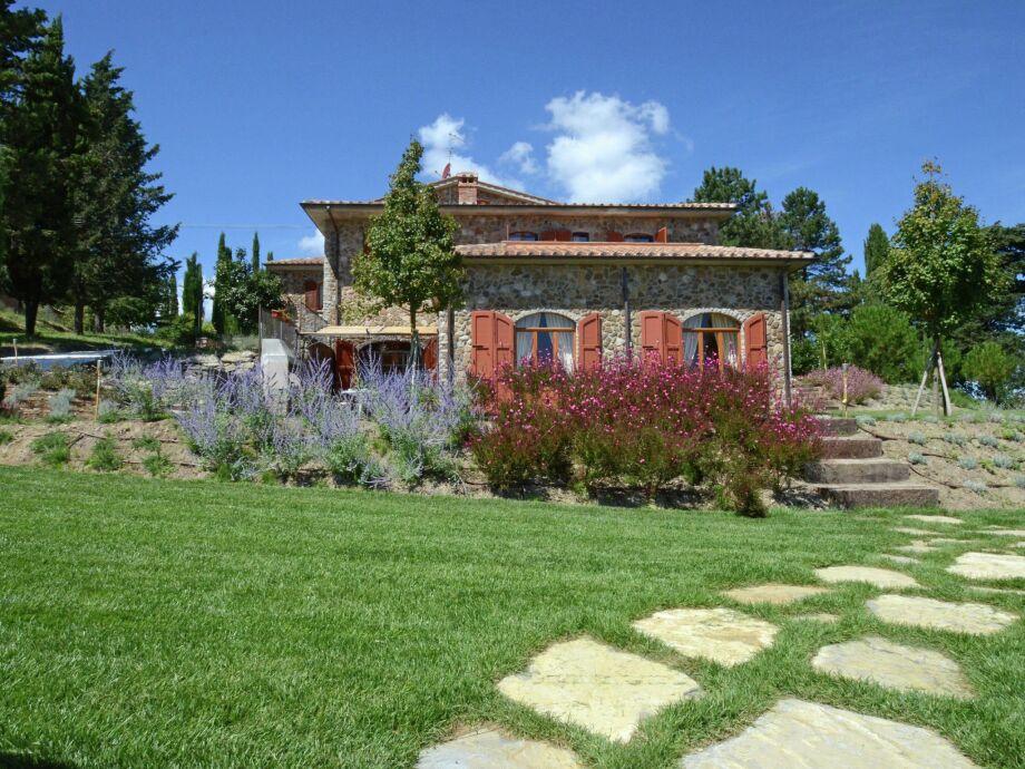 Außenaufnahme Villa Anna