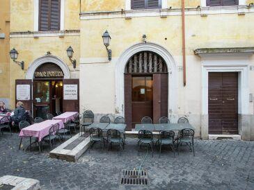 Ferienwohnung Pied à Terre Rome