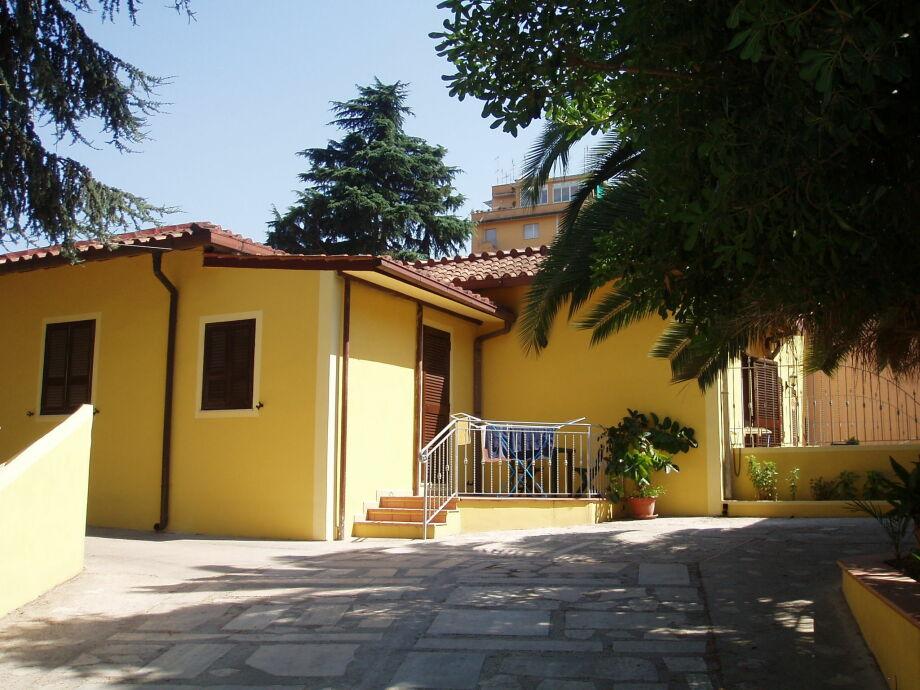 Außenaufnahme Villa Tiburtina - Due