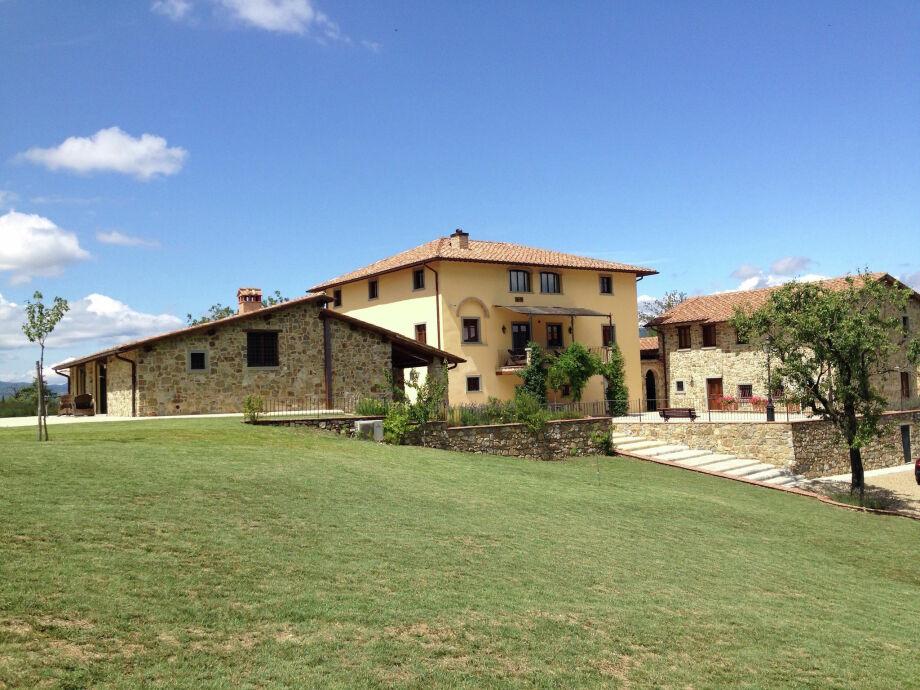 Außenaufnahme Casa Dieci