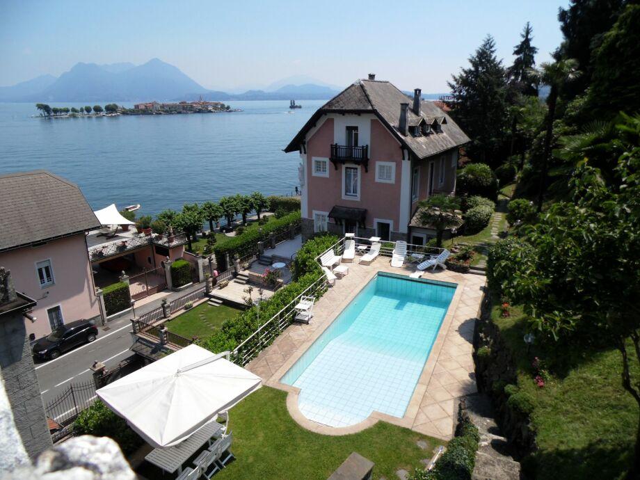 Außenaufnahme Villa Torretta