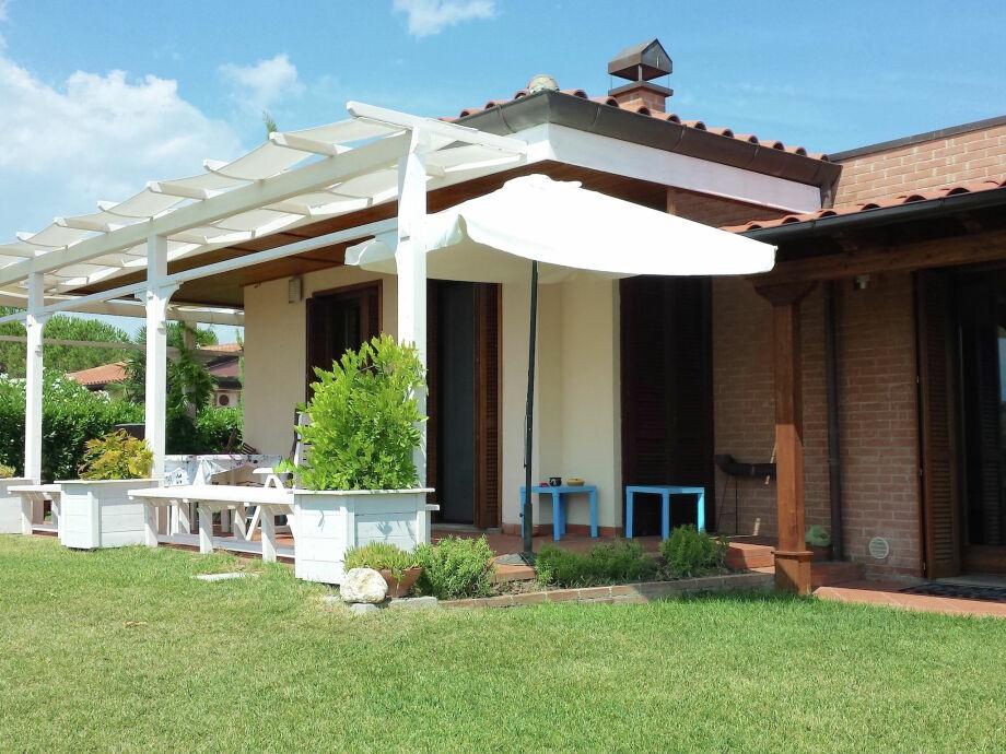 Außenaufnahme Casa Cesare Dieci