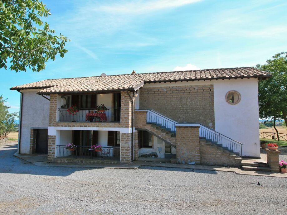 Außenaufnahme Casa del Padrone