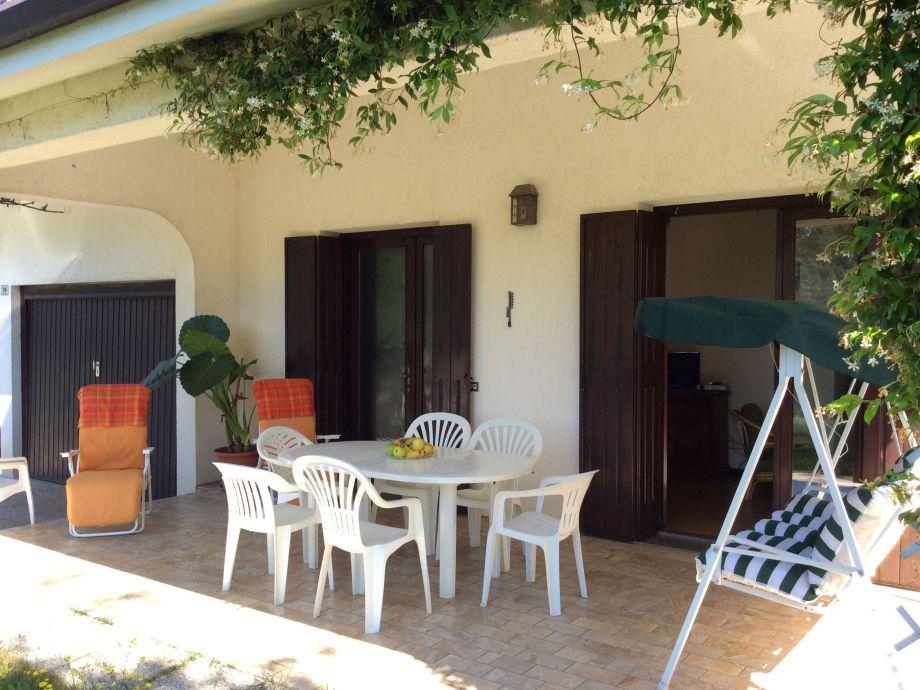 Außenaufnahme Casa Travesio
