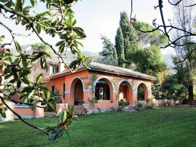 Villa Catino corpo centrale