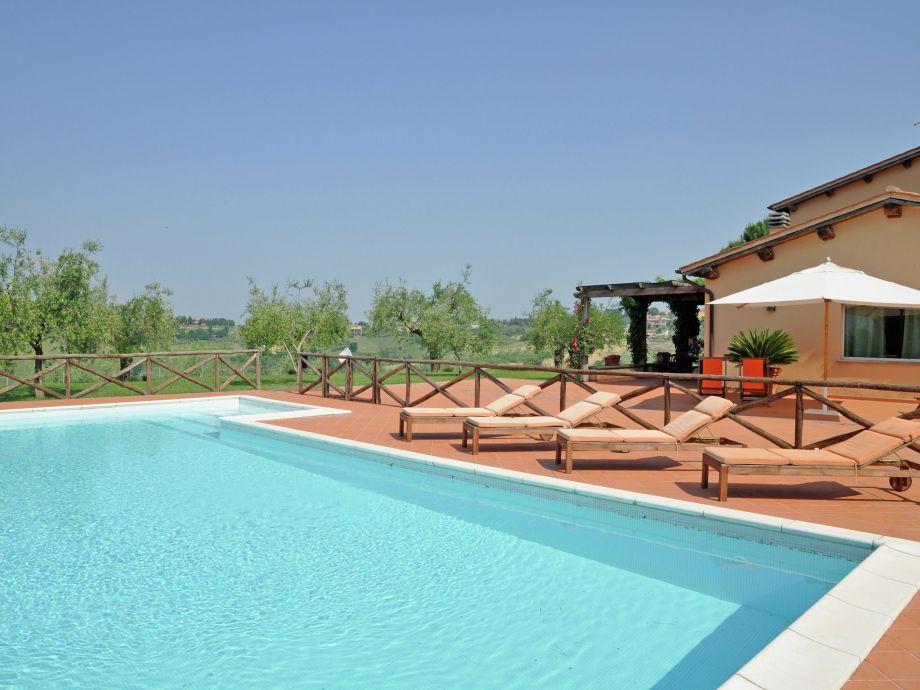 Außenaufnahme Villa Laurentia
