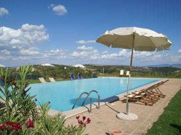 Ferienwohnung Casale Il Pittore  Pomarancio