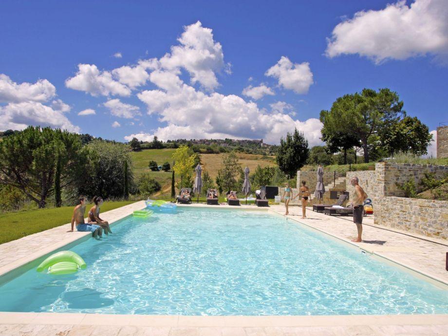 Außenaufnahme Villa Allegra