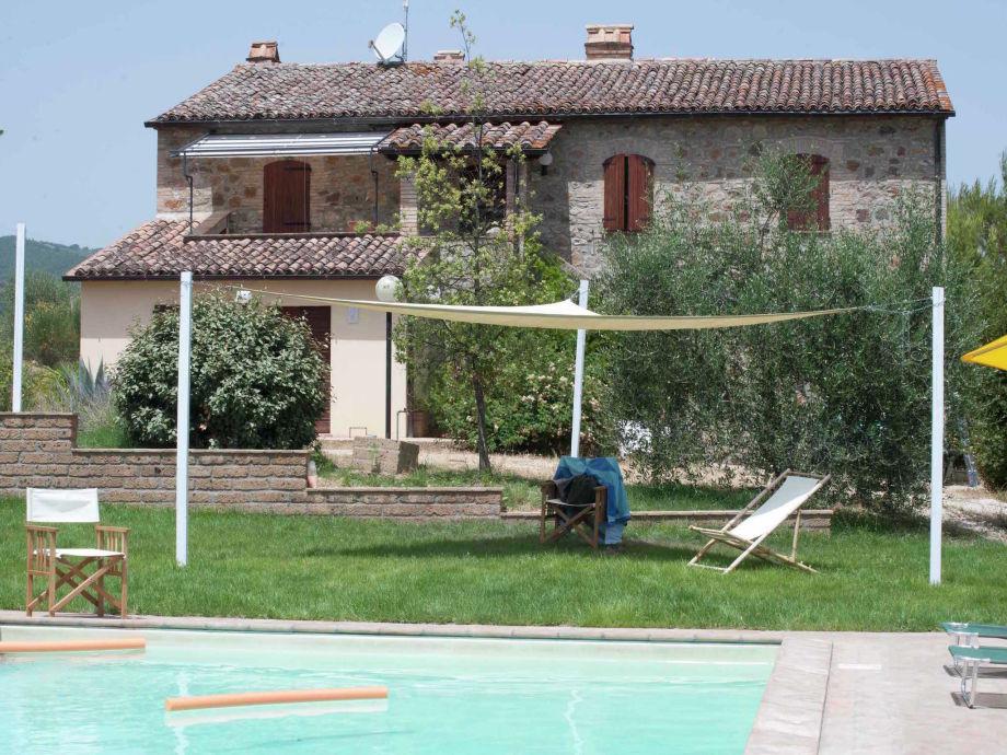 Außenaufnahme Villa delle Fonti