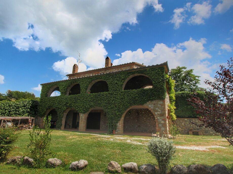 Außenaufnahme Villa La Palazzeta