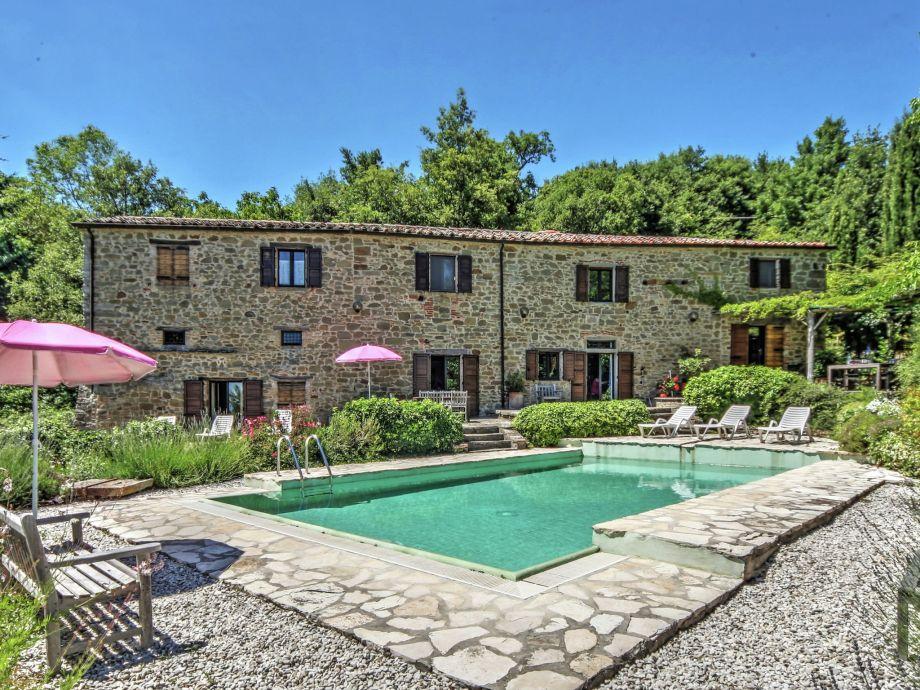 Außenaufnahme Villa Berillo