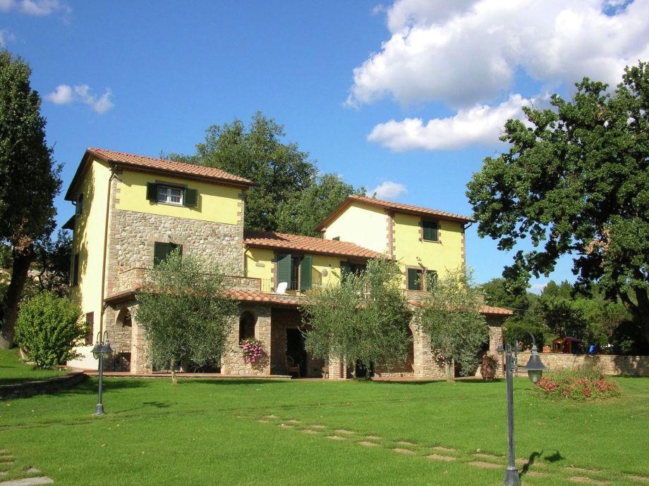 Außenaufnahme Villa Citerna