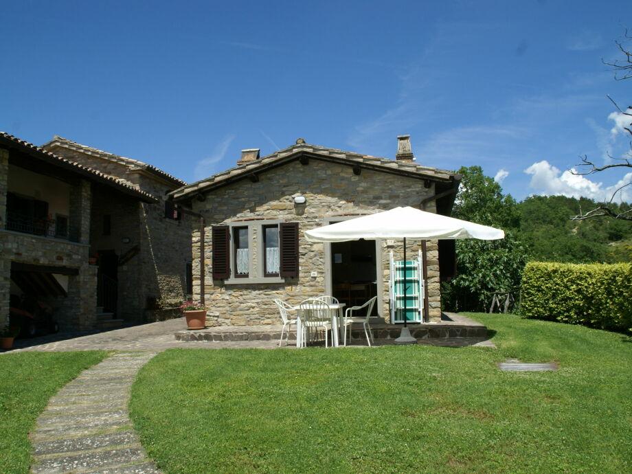 Außenaufnahme Villa La Capella  Casetta