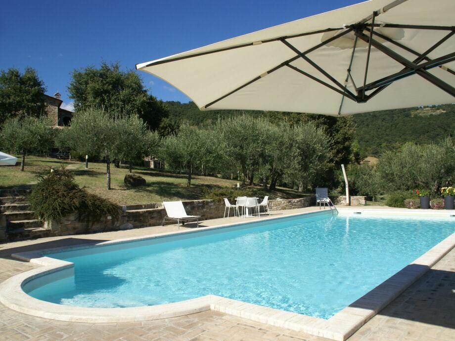 Außenaufnahme Villa San Donato