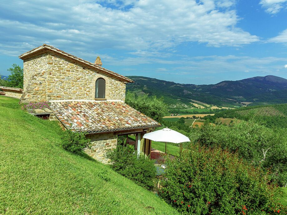 Außenaufnahme Borgo Verde