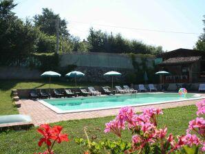 Ferienwohnung Borgo Tonino Blu