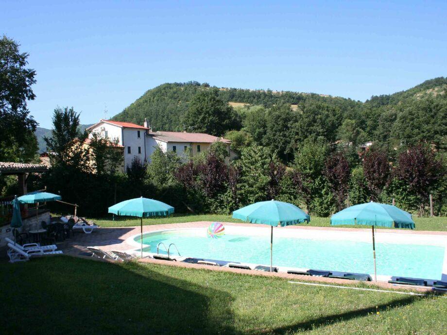 Außenaufnahme Borgo Tonino Verde