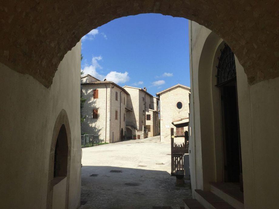 Außenaufnahme Cortigiana