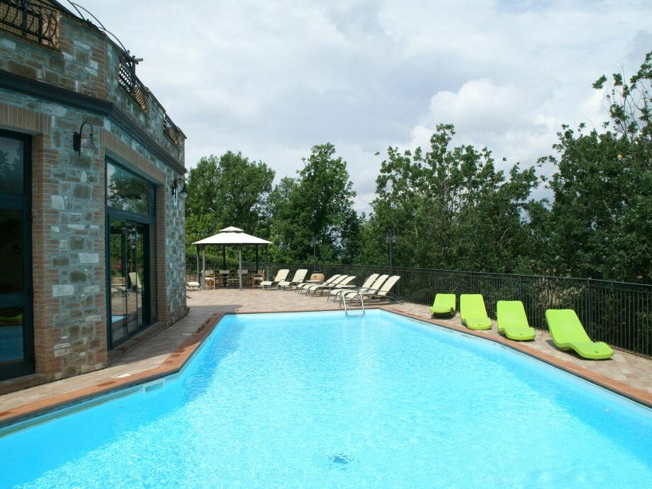 Außenaufnahme Villa Pianelli