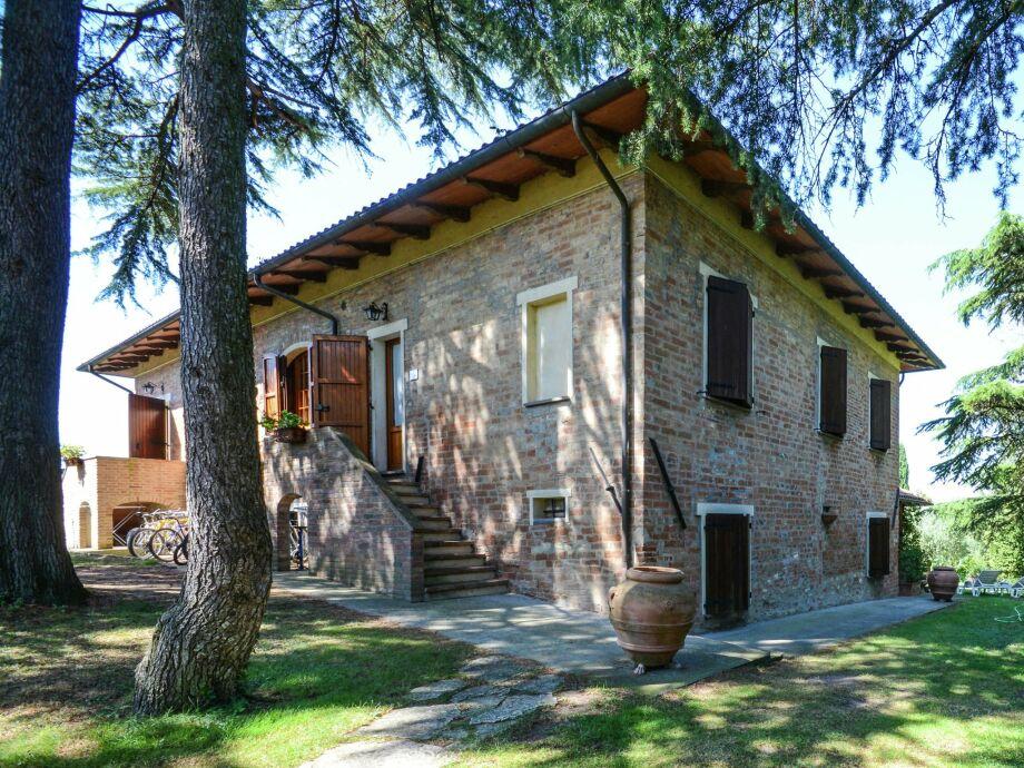 Außenaufnahme Borgo Rossini  Abete