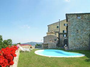 Ferienwohnung Borgo Montecolognola  Frantoio