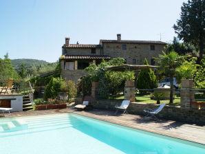Ferienwohnung Casa Trasimeno  Glicine