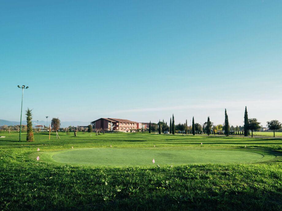 Außenaufnahme Villa Angeli