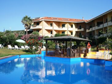 Ferienwohnung Blu Mediterraneo bilocale
