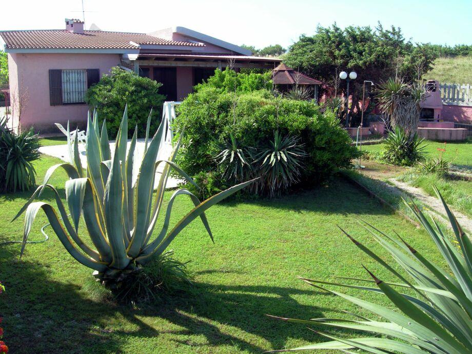 Außenaufnahme Villa Mediterraneo