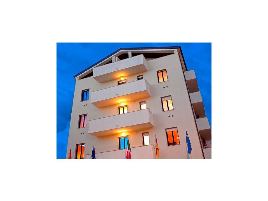 Außenaufnahme Residence Bilo