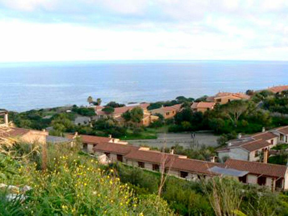 Außenaufnahme Porto Corallo Bilo Quattro