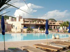 Ferienwohnung Monolocale Borgo