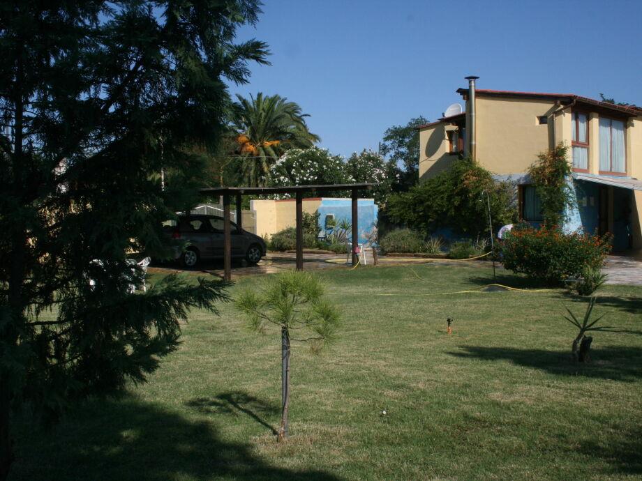 Außenaufnahme Casa Stella Marina