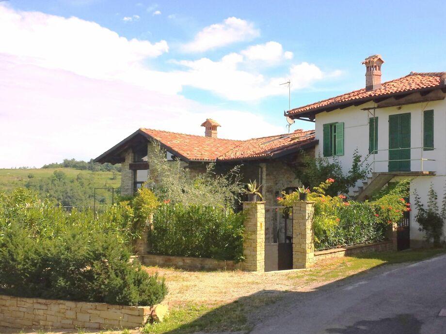Außenaufnahme Casa Torresina - Panorama