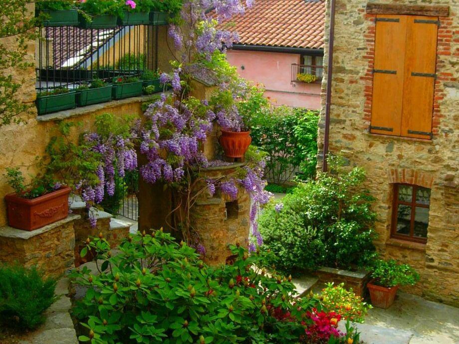 Außenaufnahme La Fonte Preziosa