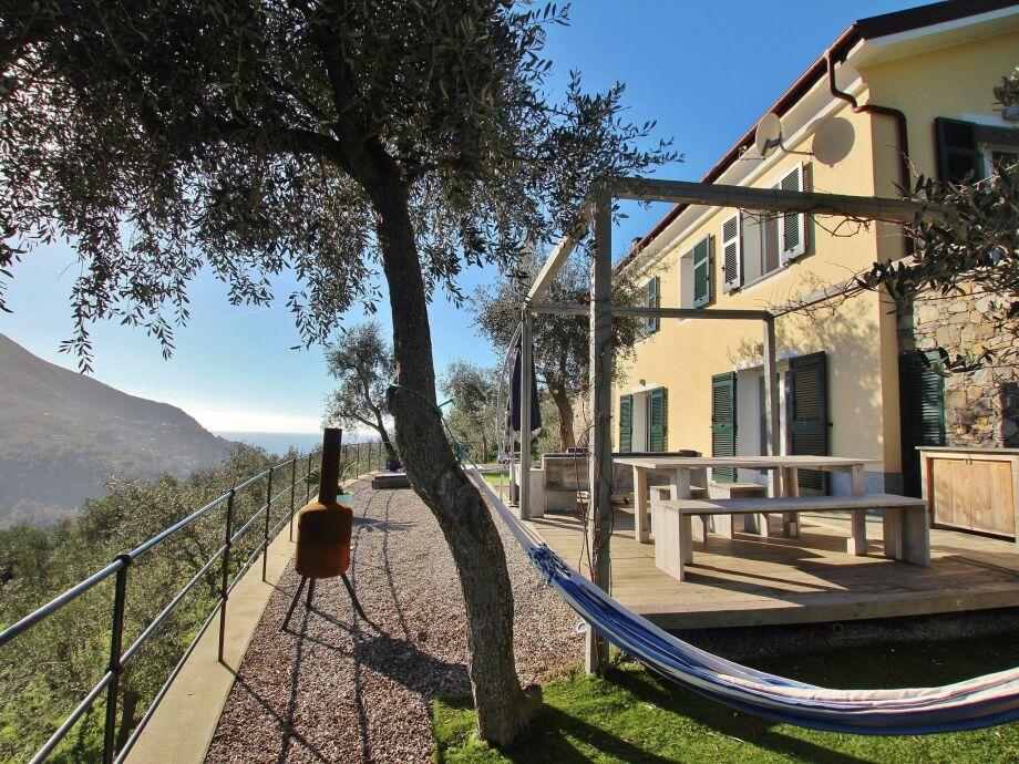 Außenaufnahme Villa Casale