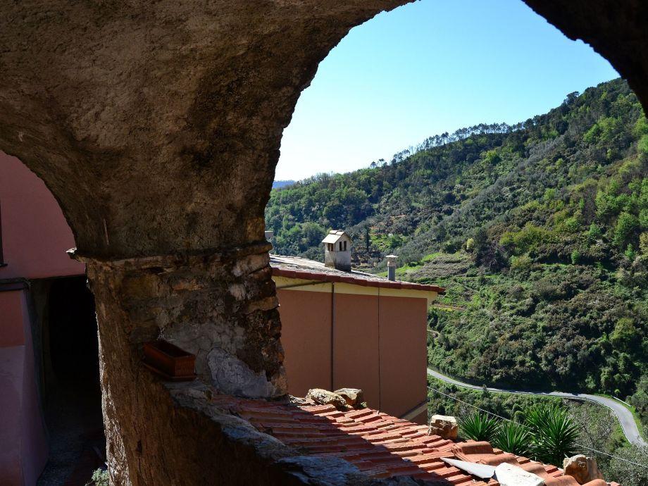 Außenaufnahme Luna di Lavaggiorosso