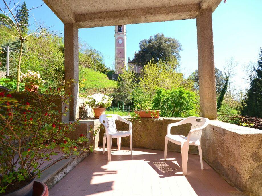 Außenaufnahme Casa Marcellini