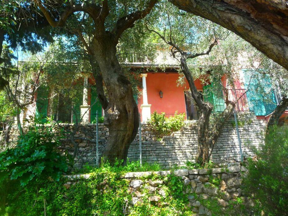 Außenaufnahme Villa Shakti