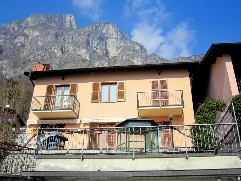 Außenaufnahme Casa Adriano