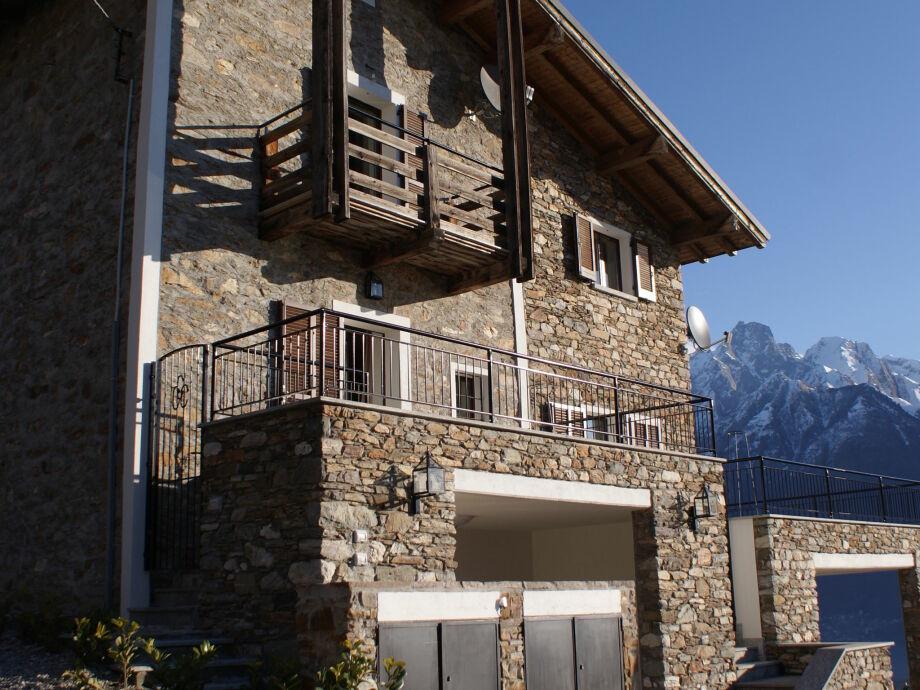 Außenaufnahme Villa Cacrusca Due