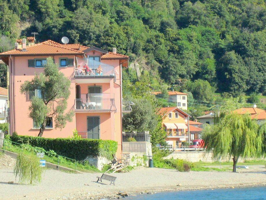 Außenaufnahme Casa Garibaldi Quattro
