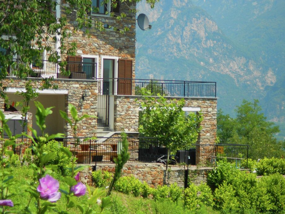 Außenaufnahme Villa CaCrusca