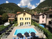 Ferienwohnung Family Domaso Apartments - Trilo