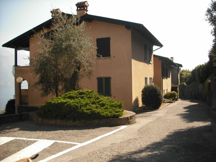Außenaufnahme Casa Daniele
