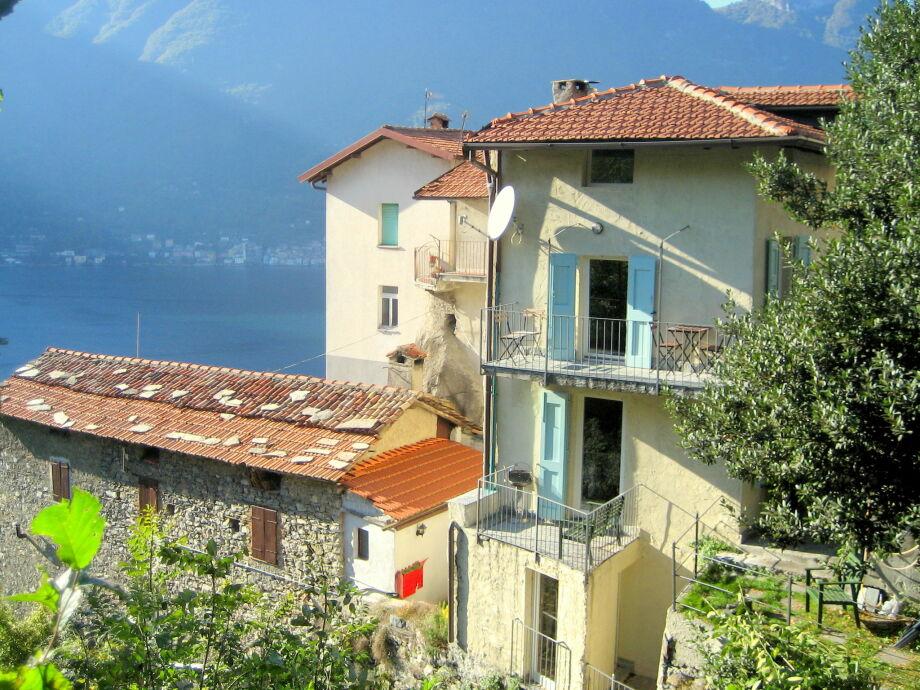 Außenaufnahme Casa dell' Alloro