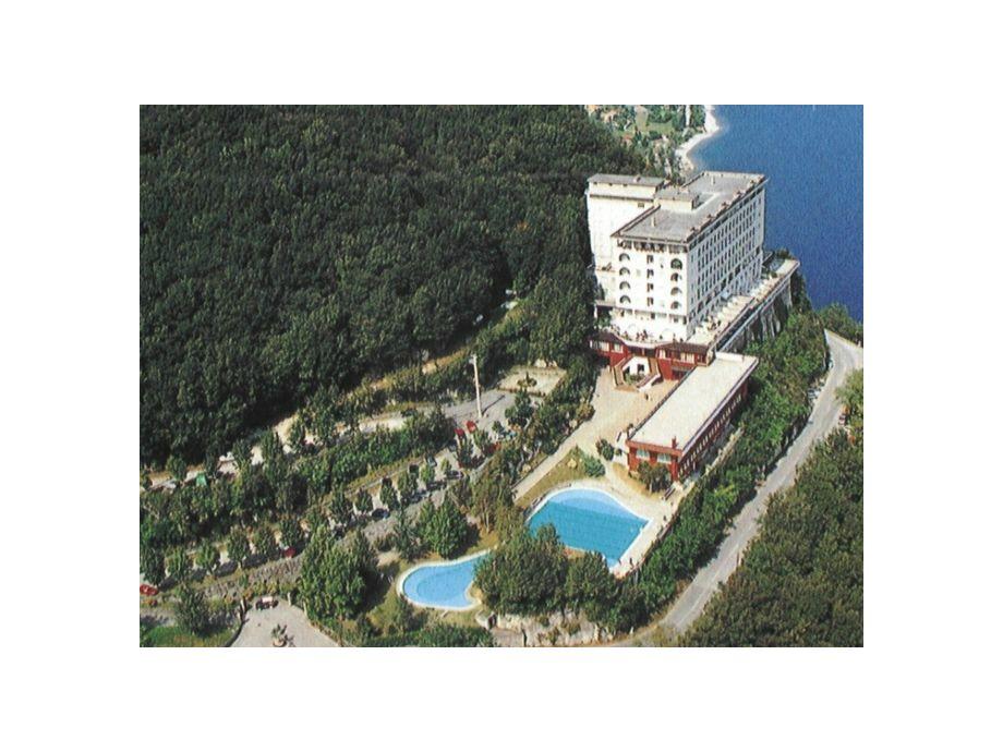 Außenaufnahme Belvedere sul Lago Tre