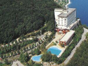 Ferienwohnung Belvedere sul Lago Quattro