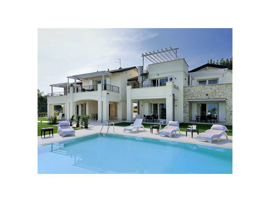 Außenaufnahme Lugana Garda Luxury Resort - Prestige Suite 2 pax