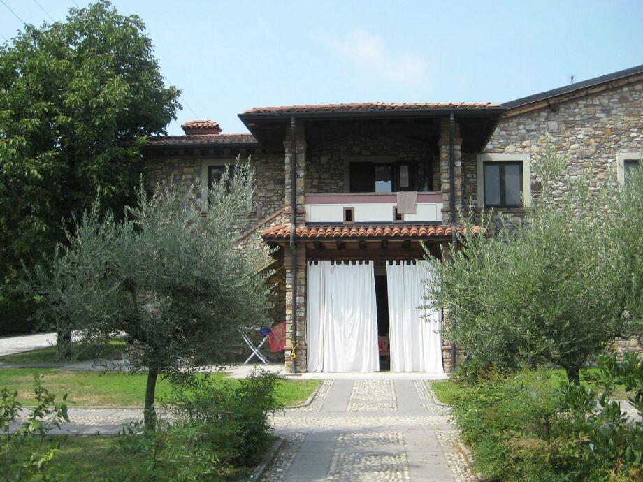 Außenaufnahme Borgo Franciacorta
